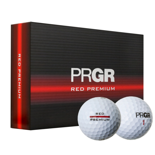 PRGR RED PREMIUM ボール 1DZ