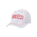 【新登場】PRGR ステッチキャップ PCAPL-103〔2019年モデル〕※レディース