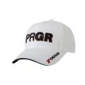 【まとめ買い対象】PRGR やわらかつば スポーツキャップ PCAP-171〔2017年モデル〕