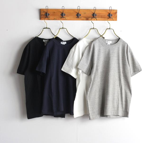 BETTER    MID WEIGHT CREW NECK S/S T-SHIRT MWクルーネックTシャツ BTR1603