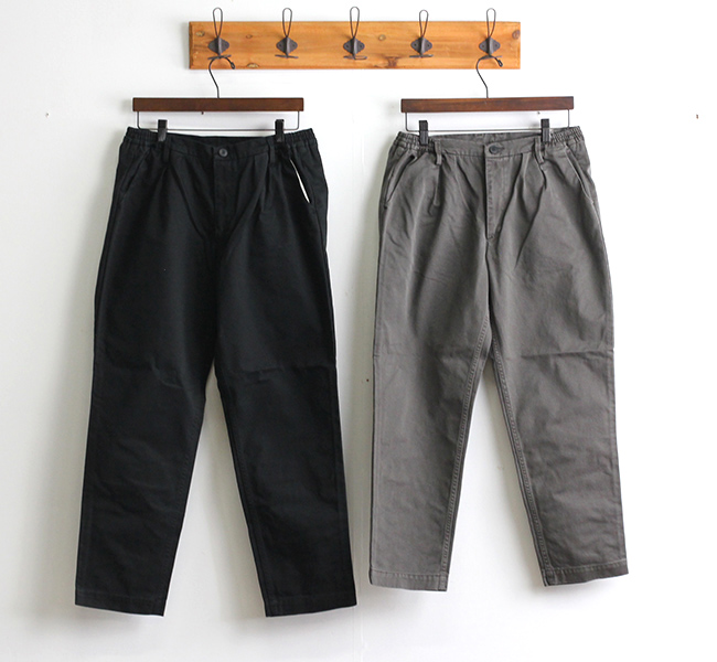 ordinary fits オーディナリーフィッツ タックトラウザー TACK TROUSERS OF-P070