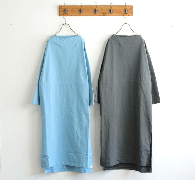 HELLY HANSEN ヘリーハンセン ロングスリーブ ガーメントダイワンピース レディース W L/S Garment Dye One-Piece  HOW32068