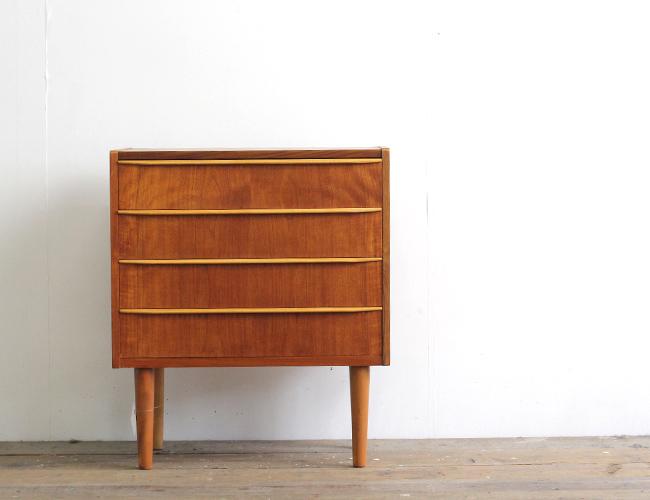 デンマークヴィンテージ チェストMサイズ OL200 北欧家具 中古家具