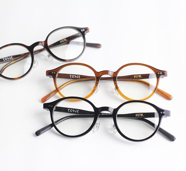 NEW. ニュー  TONE  トーン  (旧 NEWMAN ニューマン ) 眼鏡