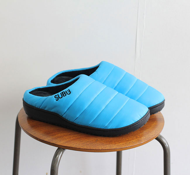 SUBU 冬のサンダル ブルーアトール BLUE ATOLL 2019AW