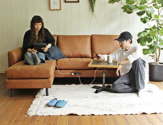 journal standard Furniture ジャーナルスタンダードファニチャー  PSF カウチソファ PSF COUCH SOFA