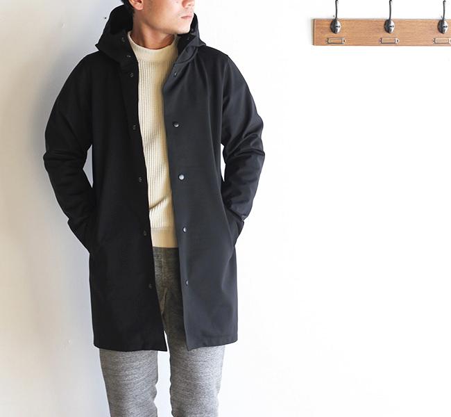 SALE20%OFF Jackman ジャックマン JM8603 Jersey Coat ジャージコート BLACK
