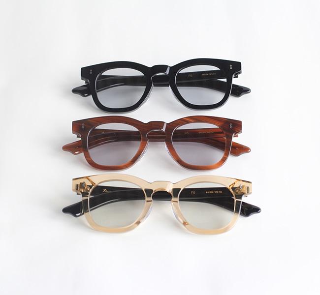 FEW by NEW. ニュー F6    (旧 NEWMAN ニューマン ) 眼鏡
