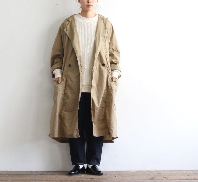 ordinary fits オーディナリーフィッツ ストアーコート STORE COAT OF-T023