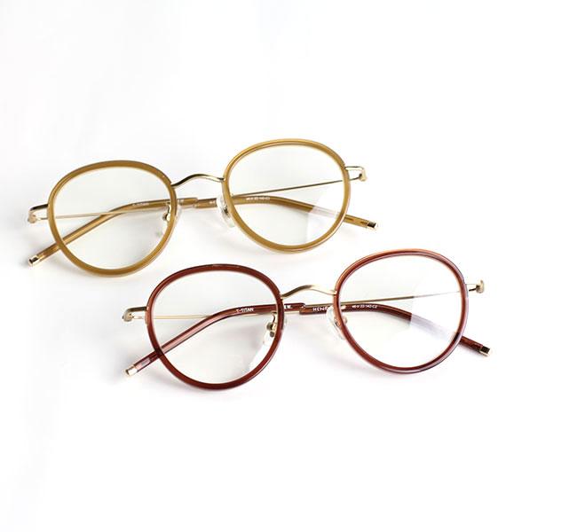 NEW. ニュー HENRY ヘンリー  (旧 NEWMAN ニューマン ) 眼鏡
