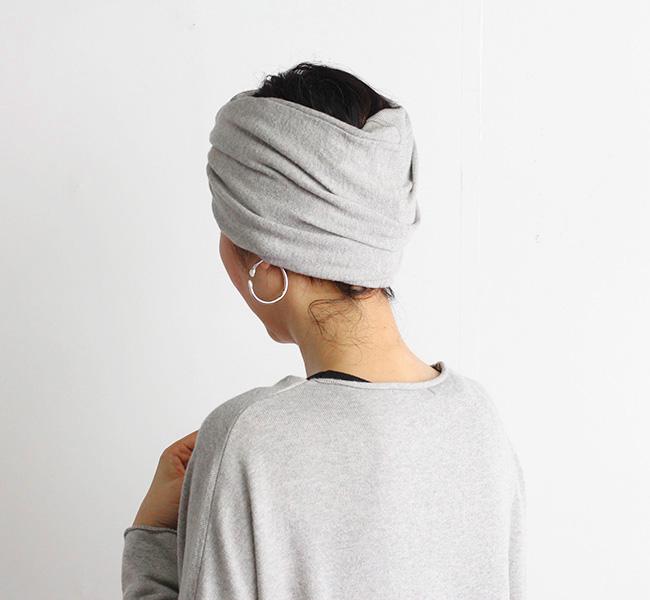 evam eva  エヴァムエヴァ ターバン turban V213G906