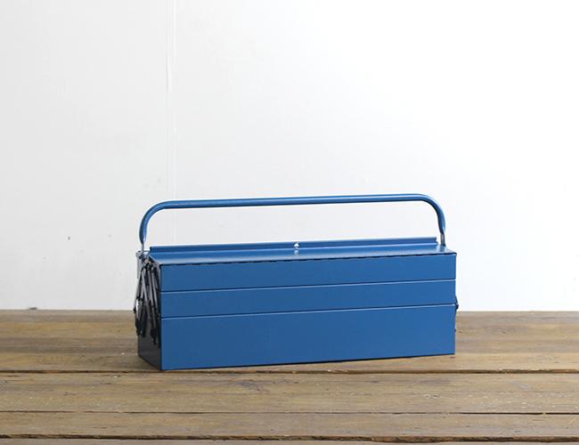 ヒューナーズドルフ社 Metal Tool Box 5-Part  メタルツールボックス