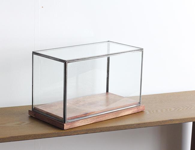 Cabinet With Wood Base L  キャビネットウィズウッドベース L