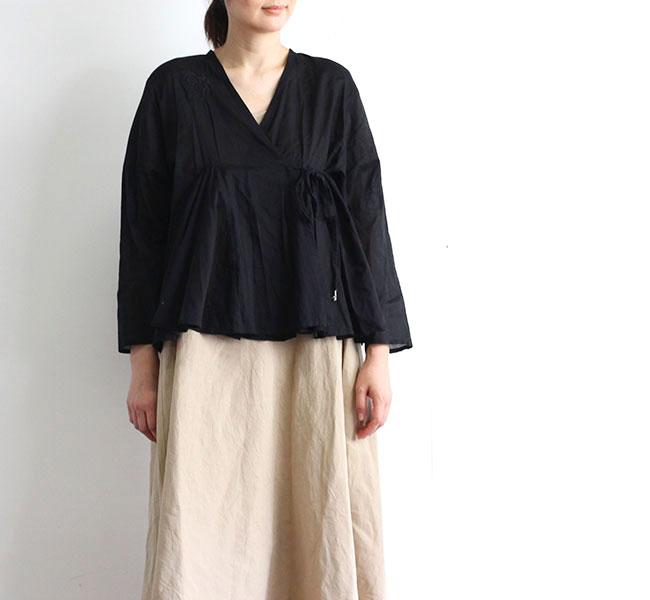 mizuiro-ind  ミズイロインド ラックナウ刺繍カシュクール 1-239043