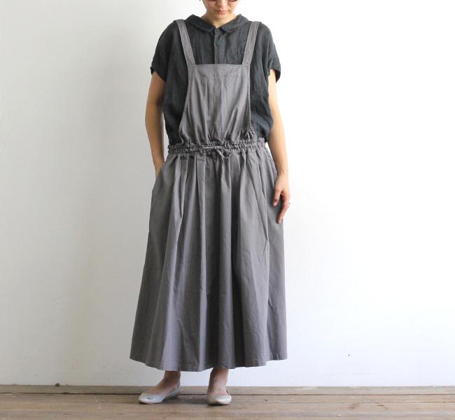ordinary fits オーディナリーフィッツ JUMPER SKIRT ジャンパースカート OF-K023