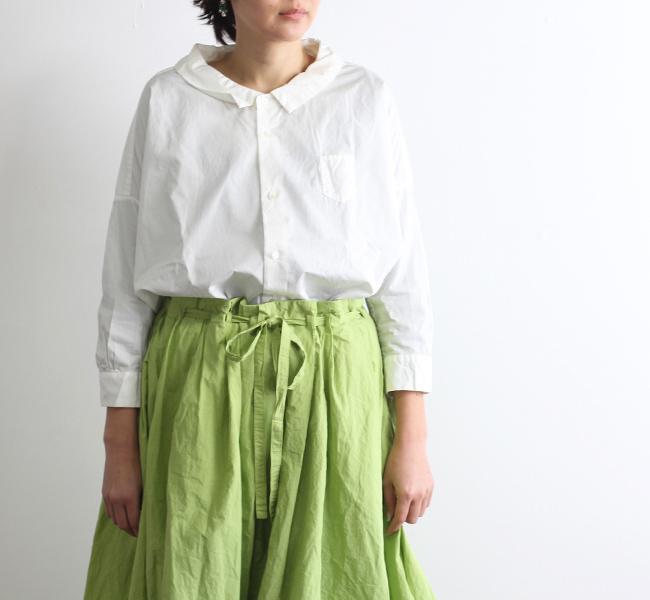 ordinary fits オーディナリーフィッツ レディース バーバーシャツ BARBER SHIRTS OL-S070