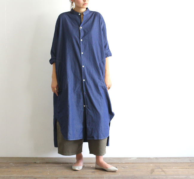 SALE30%OFF ordinary fits オーディナリーフィッツ スタンドエドワードワンピース STAND EDWARD ONEPIECE OF-O011