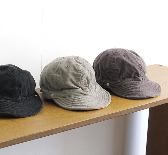 DECHO SHALLOW KOME CAP デコ シャローコメキャップ 9-1AD19