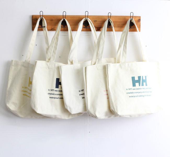 HELLY HANSEN ヘリーハンセン ロゴトートM  Logo Tote M HY91733