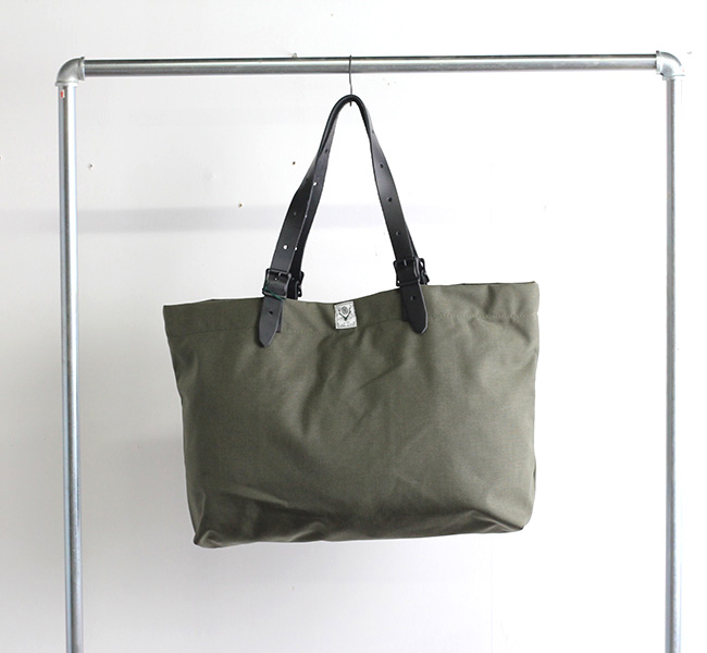 SOUTH2 WEST8 サウスツーウエストエイト CORDURA CANAL PARK TOTE - CLASSIC JO883