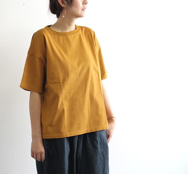 ordinary fits オーディナリーフィッツ カラー クルーTシャツ OF-C001