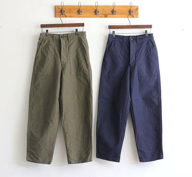 ordinary fits オーディナリーフィッツ トーマスパンツ TOMAS PANTS OF-P077