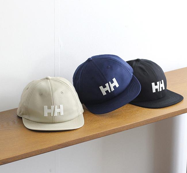 HELLY HANSEN ヘリーハンセン ロゴツイルキャップ  Logo Twill Cap HC91953