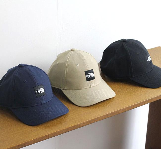 ザノースフェイス THE NORTH FACE スクエアロゴキャップ ユニセックス  Square Logo Cap  NN41911