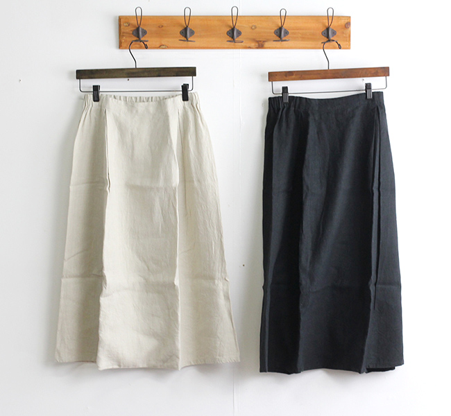 evam eva  エヴァムエヴァ サイドタックサルエルパンツ side tuck sarrouel pants V203T920