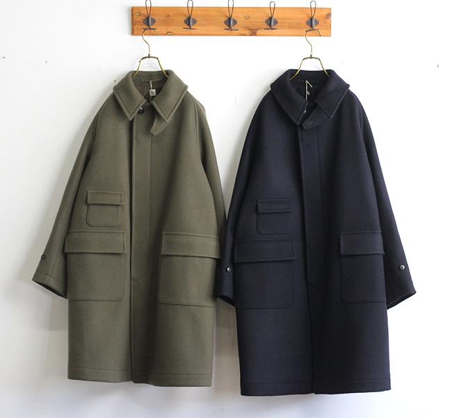 キャプテンサンシャイン KAPTAIN SUNSHINE トラベラーコート Traveller Coat KS20FCO01