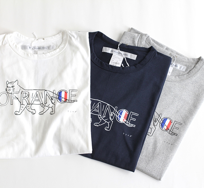 EEL Products Tシャツ OFRANCE×小池アミイゴ