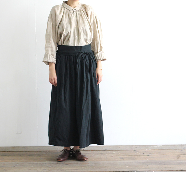 SALE40%OFF AU GARCONS オーギャルソン Sara サラ 巻きスカート