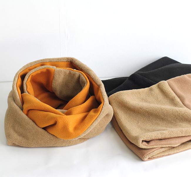 SALE40%OFF スリープスロープ Knit Melton  Snood ニットメルトン スヌード