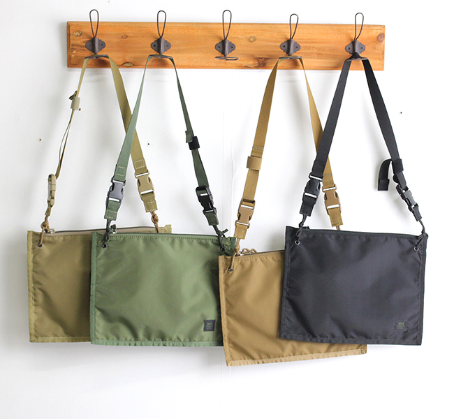 MIS 2WAY POUCH ポーチ MIS-P101