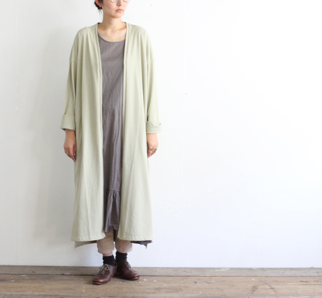 SALE40%OFF Veritecoeur ヴェリテクール VCC-344 Tennen Tengu Long Cardigan