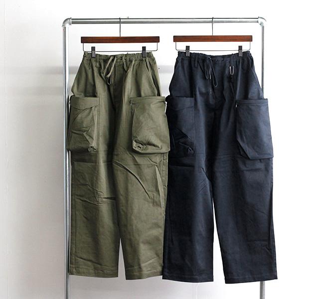 NULL ヌル アウトサイドロングパンツ OUTSIDE LONG PANTS NULL-020