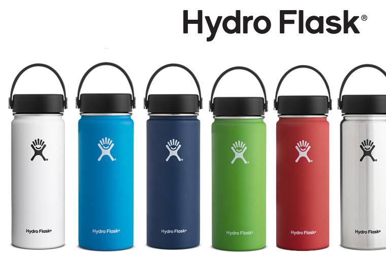 Hydroflask ハイドロフラスク HYDRATION  18 oz Wide Mouth