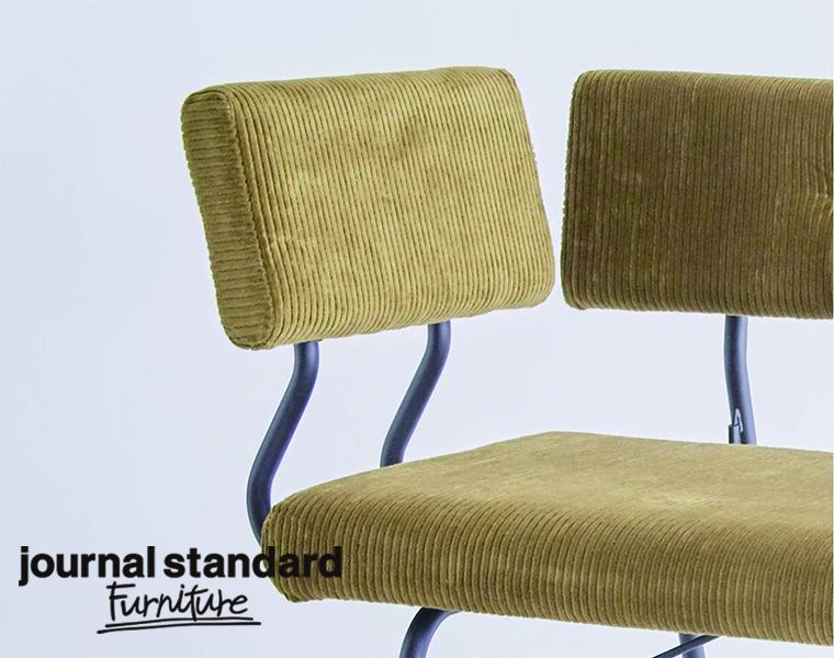 journal standard Furniture ジャーナルスタンダードファニチャー 家具 PAXTON LD BENCH ARMPART umber /パクストン エルディ ベンチ アームパーツ 7月入荷予約