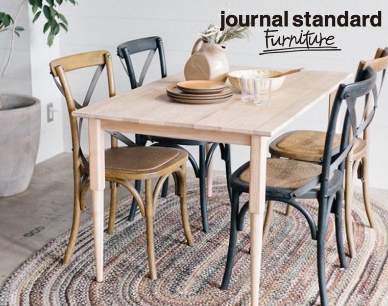 journal standard Furniture ジャーナルスタンダードファニチャー 家具 COLTON DINING TABLE コルトンダイニングテーブル W1550