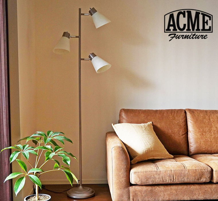 ACME FURNITURE アクメファニチャー LEO FLOOR LAMP レオフロアランプ