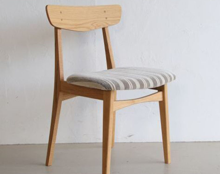 SAC WORKS DINING CHAIR ダイニング チェア RC-004(OAK)
