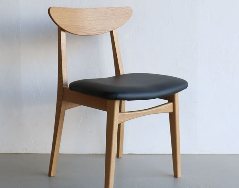 SAC WORKS DINING CHAIR ダイニング チェア RC-003(OAK)