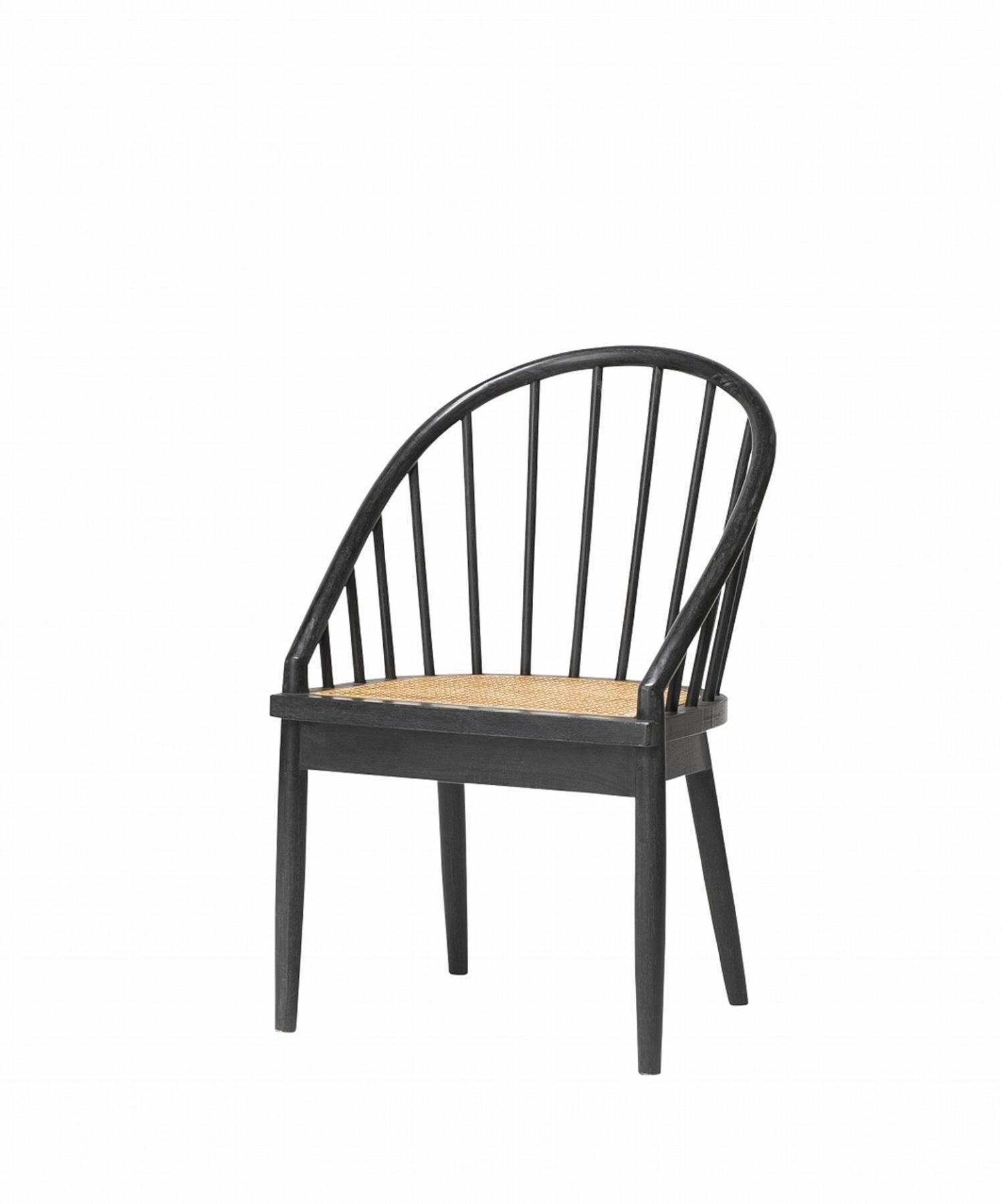 journal standard Furniture ジャーナルスタンダードファニチャー 家具 GIORGI CHAIR BK ジョルジチェア ブラック