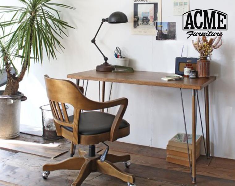 ACME FURNITURE アクメファニチャーBELLS ATELIER TABLE ベルズアトリエテーブル W1100