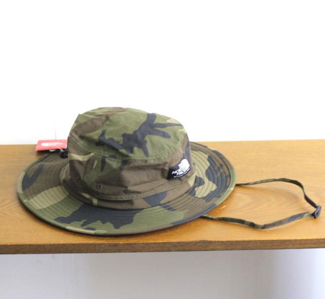 ザノースフェイス THE NORTH FACE ノベルティホライズンハット ウッドランドカモ ユニセックス  Novelty Horizon Hat WD NN01708