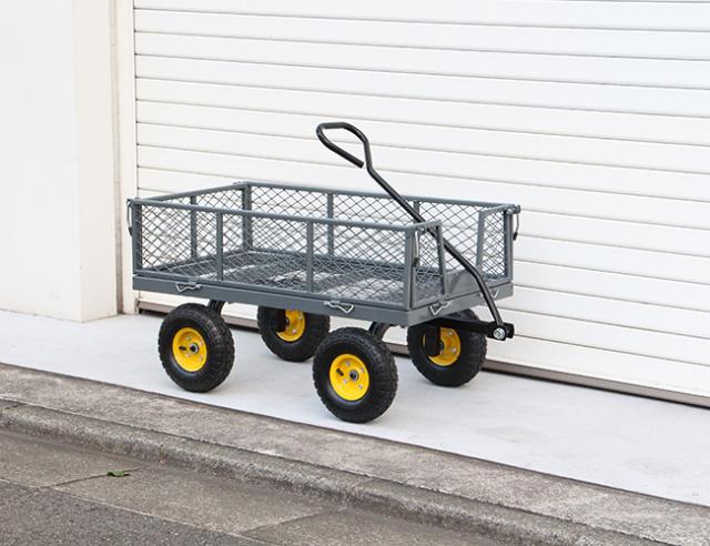 Easy Assemble Mesh Cart  イージーアッセンブルメッシュカート