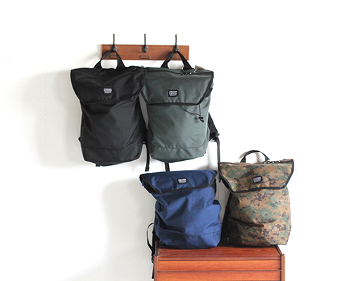 SALE40%// FREDRIK PACKERS フレドリックパッカーズ LIGHT WEIGHT BACK PACK