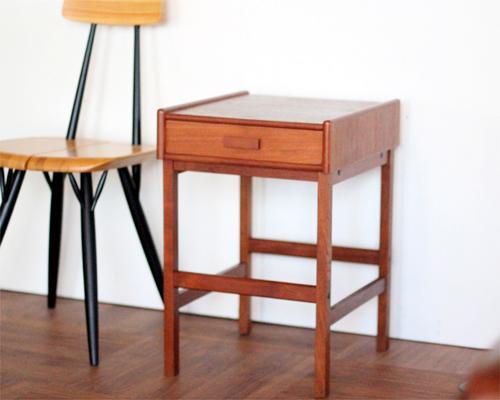 デンマーク ミニチェスト 北欧中古家具