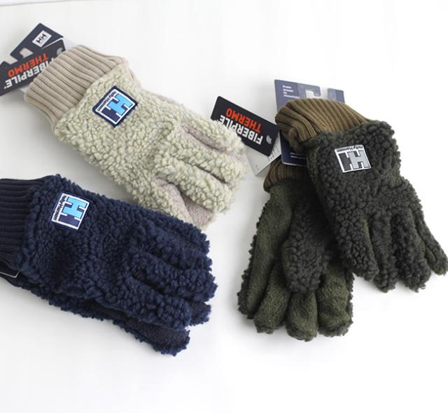 SALE20%OFF HELLY HANSEN ヘリーハンセン ファイバーパイルサーモグローブ  FIBERPILE THERMO Glove  HOA91959 ユニセックス
