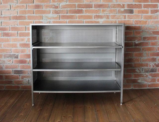 journal standard Furniture ジャーナルスタンダードファニチャー  アレンスチールシェルフ ALLEN STEEL SHELF  UNPAINTED